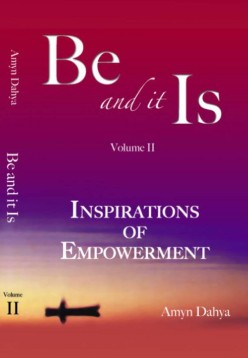 Be and It Is vol. 2 book by Amyn Dahya